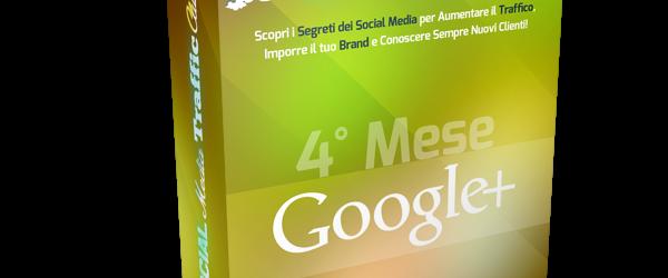 4° Webinar sul Social Media Marketing dedicato a Google Plus